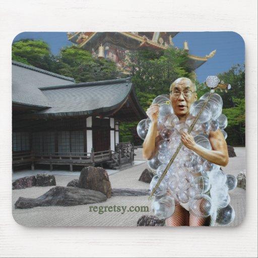 Dalai Gaga Mousepad