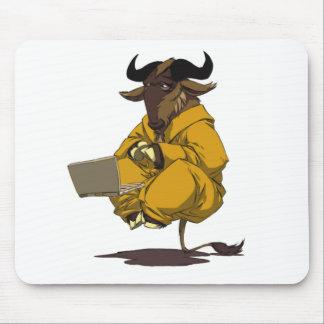Dalai Gnu Mouse Pad