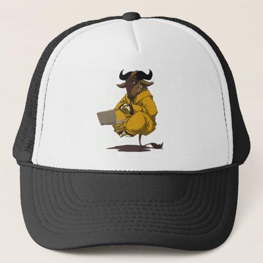 Dalai Gnu Trucker Hat
