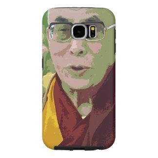 Dalai Lama Buddha Buddhist Buddhism Meditation Samsung Galaxy S6 Cases