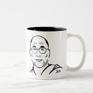 Dalai Lama Coffee Mug