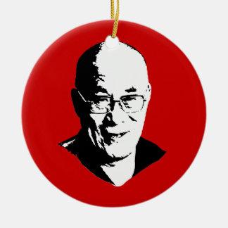 Dalai Lama Adorno De Navidad