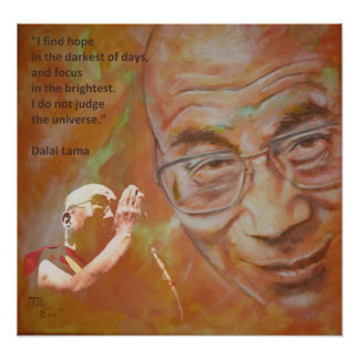 Dalai Lama - Hope Posters