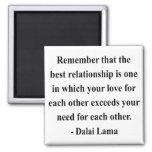 dalai lama quote 11a magnets
