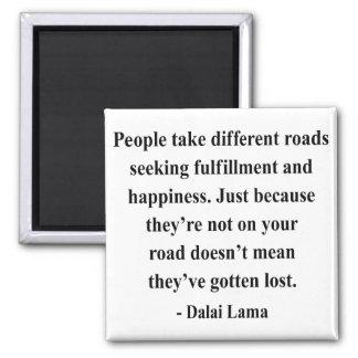 dalai lama quote 1a magnet