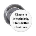 dalai lama quote 4a 2 inch round button
