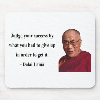dalai lama quote 7b mouse pad