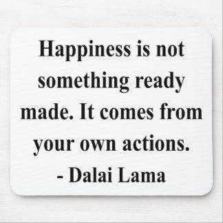 dalai lama quote 9a mouse pad