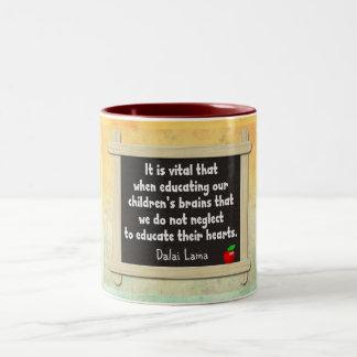 Dalai Lama quote - Coffee mug
