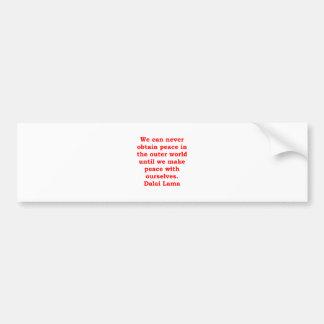 dalai lama quotes bumper sticker