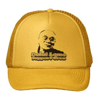 Dalai Lama Support Crew Trucker Hat