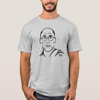 Dalai Lama T-Shirt   (Light Grey)