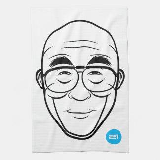Dalai Lama T-Towel Hand Towel