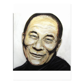 Dalai Lama Tarjeta Postal
