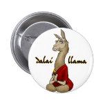 Dalai Llama Pinback Button