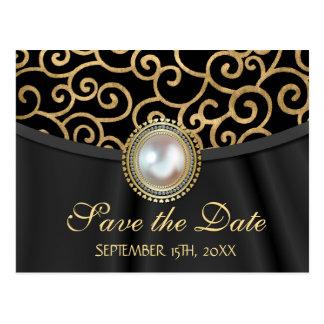 Dalarian SAVE THE DATE Postcard