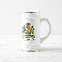 Dalby Family Crest Mug