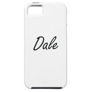 Dale Artistic Name Design iPhone 5 Cases