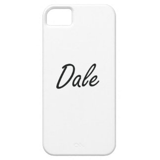 Dale Artistic Name Design iPhone 5 Case