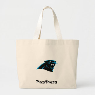 Dale City Sports Club Panthers Under 6 Large Tote Bag