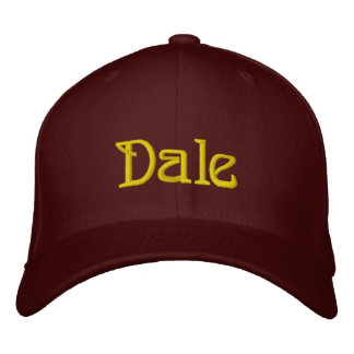 DALE Male or Female Designer Cap