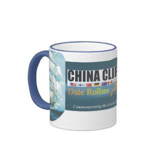 Dale Rollins Americana, China Clipper Band, Blues Ringer Coffee Mug