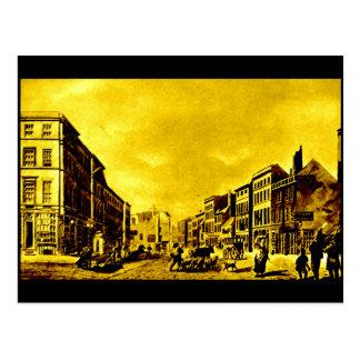 Dale Street, Liverpool, 1804 Postcard