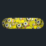 "Dalek &quot;Eyes&quot; Skateboard Deck<br><div class=""desc""></div>"