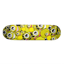 "Dalek ""Eyes"" Skateboard Deck"