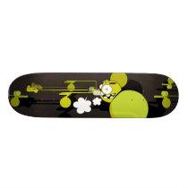 "Dalek ""Funk Mouse"" Skateboard"