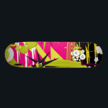 "Dalek &quot;Triptych Part 2&quot; Skateboard<br><div class=""desc""></div>"