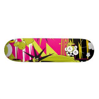 "Dalek ""Triptych Part 2"" Skateboards"