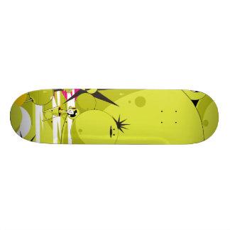 """Dalek """"Triptych Part 3"""" Skate Board"""
