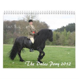 Dales Pony 2012 Calendar