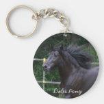 Dales Pony head keychain