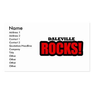 Daleville, Alabama City Design Double-Sided Standard Business Cards (Pack Of 100)