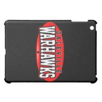 Daleville High School; Warhawks iPad Mini Cover