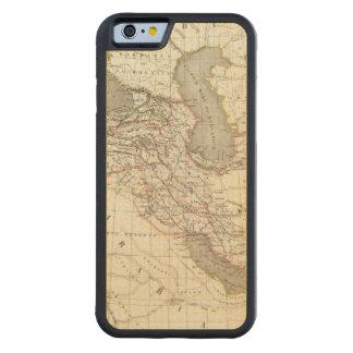 d'Alexandre de L'Empire - imperio de Alexander Funda De iPhone 6 Bumper Arce