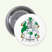 Dalgleish Family Crest Button