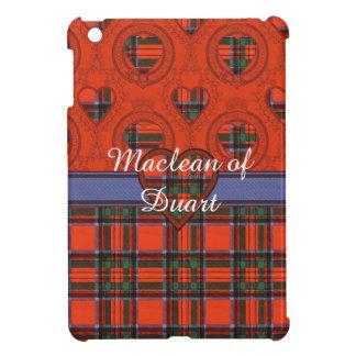 Dalglesh clan Plaid Scottish kilt tartan iPad Mini Cover