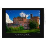 Dalhousie Castle, Midlothian - In Deepest Sympathy Cards