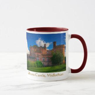 Dalhousie Castle, Midlothian, Scotland Mug