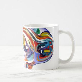Dali fish coffee mugs
