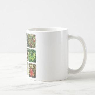 Dali Plants Classic White Coffee Mug