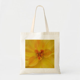 Dalia amarilla bolsa