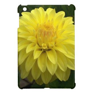 Dalia amarilla en productos múltiples iPad mini coberturas