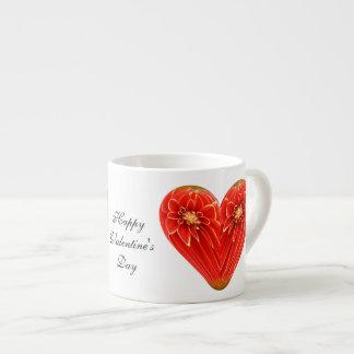 dalia del corazón taza espresso
