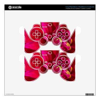 Dalia roja skins para mandos PS3