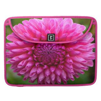 Dalia rosada funda para macbook pro