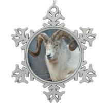 Dall Sheep Ornament